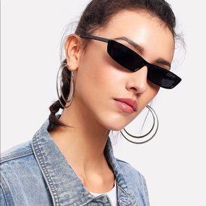 Accessories - Flat lens sunglasses